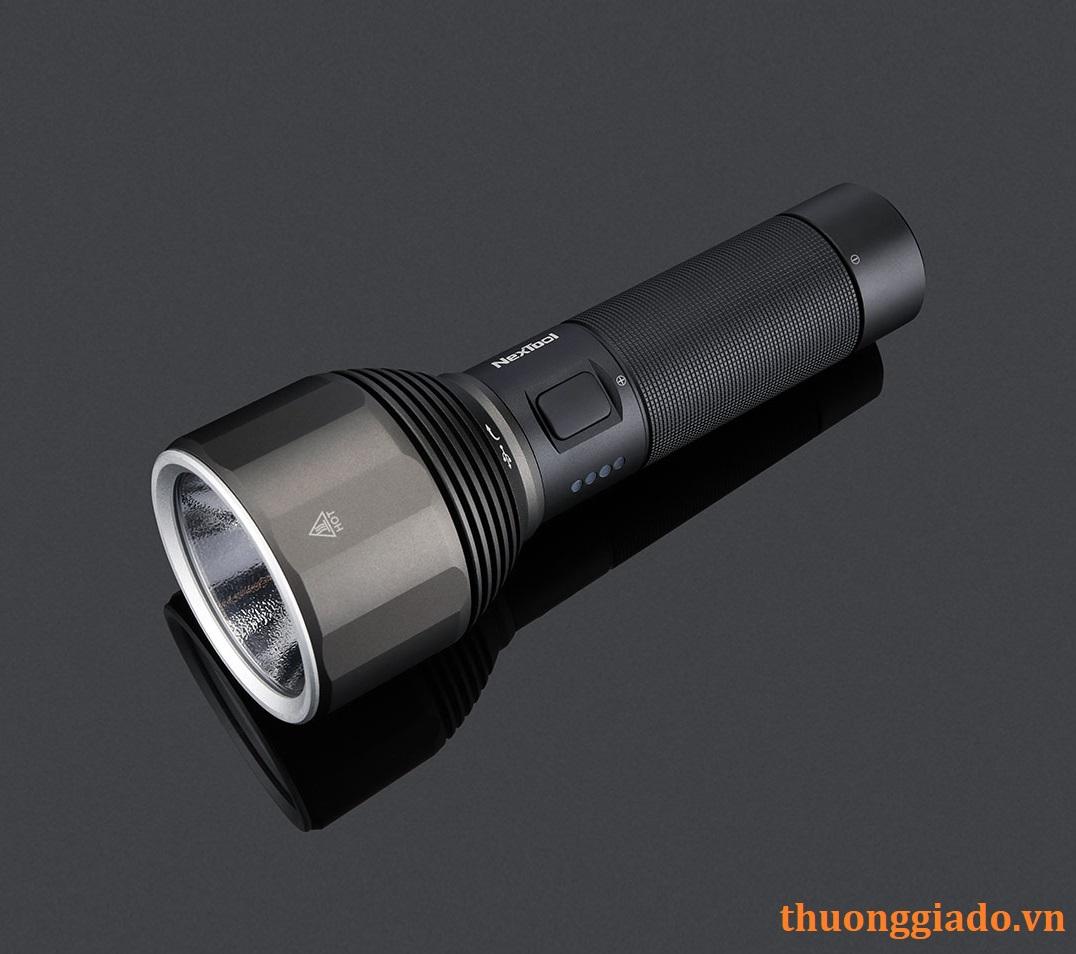 Đèn pin dã ngoại Xiaomi Nextool ZES0417 (độ sáng 2000 lumen, chiếu xa 380m, IPX7)