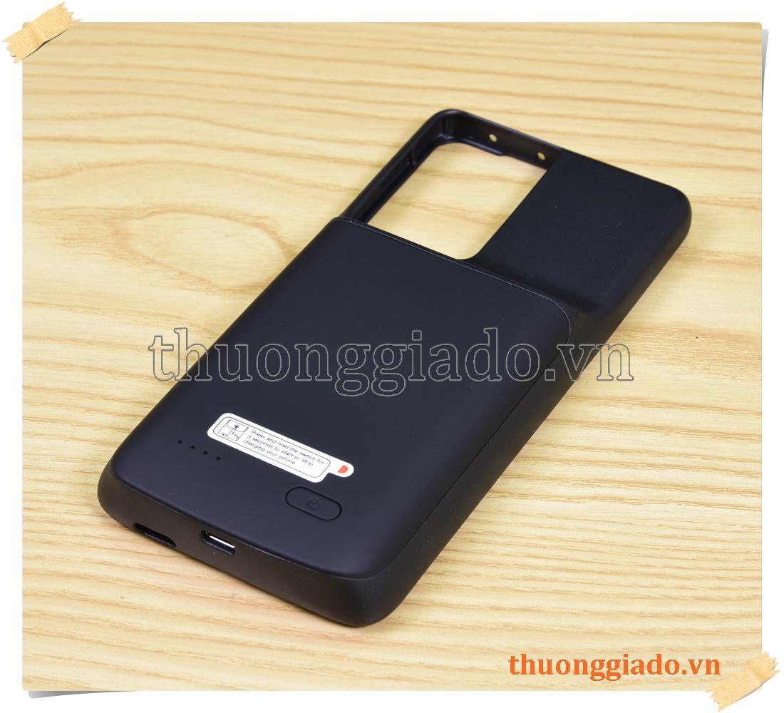 Samsung Galaxy S21 Ultra SM-G998 - Ốp lưng kiêm pin sạc dự phòng 4700mAh