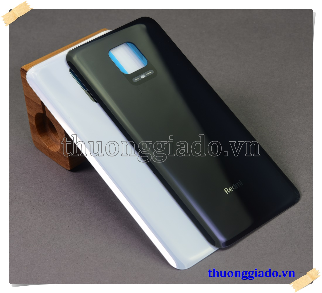 Thay kính lưng Mi Redmi Note 9S, nắp lưng, nắp đậy pin