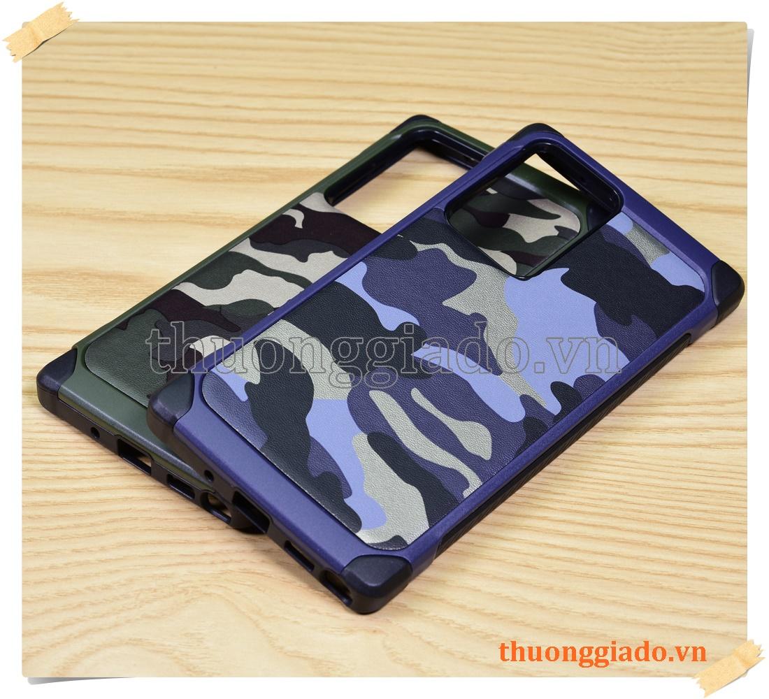 Ốp lưng chống sốc Samsung Galaxy Note 20 Ultra N985 (ốp chống va đập hiệu NX Case)