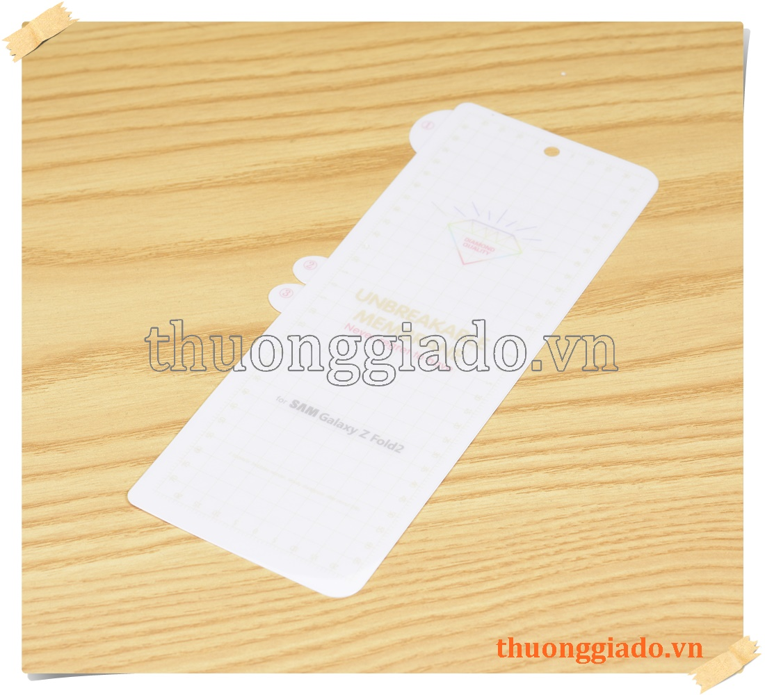 Samsung Galaxy Z Fold 2 SM-F910/F916 - Miếng dán PPF cho màn hình ngoài điện thoại