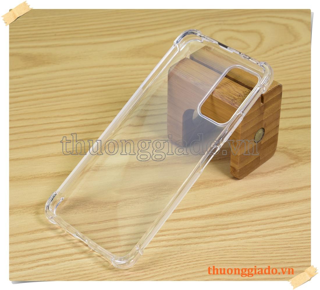 Ốp lưng silicone Redmi Note 10 Pro/ Redmi Note 10 Pro Max, ốp dẻo trong suốt