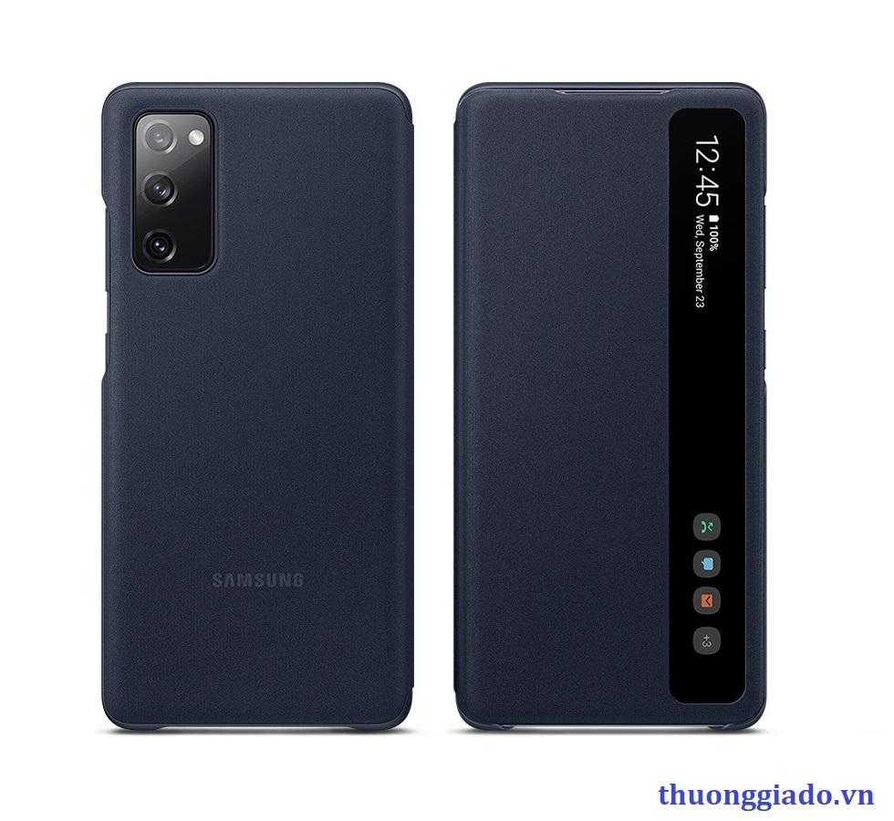 Bao da Samsung Galaxy S20 FE Clear View Cover chính hãng