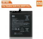 Thay pin Mi Redmi K20 Pro, Mi 9T Pro (BP40) 4000mAh