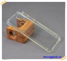 Ốp lưng silicone Mi Redmi 9C, ốp deo trong suốt tăng cường chống sốc 4 góc