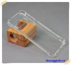 Ốp lưng silicone LG V60 ThinQ, ốp dẻo trong suốt chống sốc 4 góc