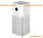 Máy lọc không khí thông minh Xiaomi Air Purifier 3H bản Quốc Tế (Digiworld phân phối)