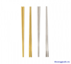 Đũa inox Xiaomi MAISON MAXX CYZ-003 (04 đôi, 2 màu vàng và 2 màu bạc)