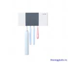 Hộp 6 ngăn đựng bàn chải đánh răng khử trùng thẳng đứng Xiaomi Liulinu LSZWD01W