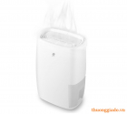 Máy hút ẩm Xiaomi NEW WIDETECH 18L (WDH318EFW1) kết nối Mi Home