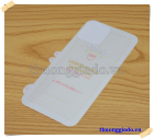 Miếng dán lưng PPF cho iPhone 12 Pro Max