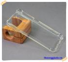 Ốp lưng silicone Realme 7, ốp dẻo trong suốt tăng cường chống sốc 4 góc