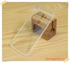 Ốp lưng silicone LG G7 ThinQ, ốp dẻo trong suốt tăng cường chống sốc 4 góc