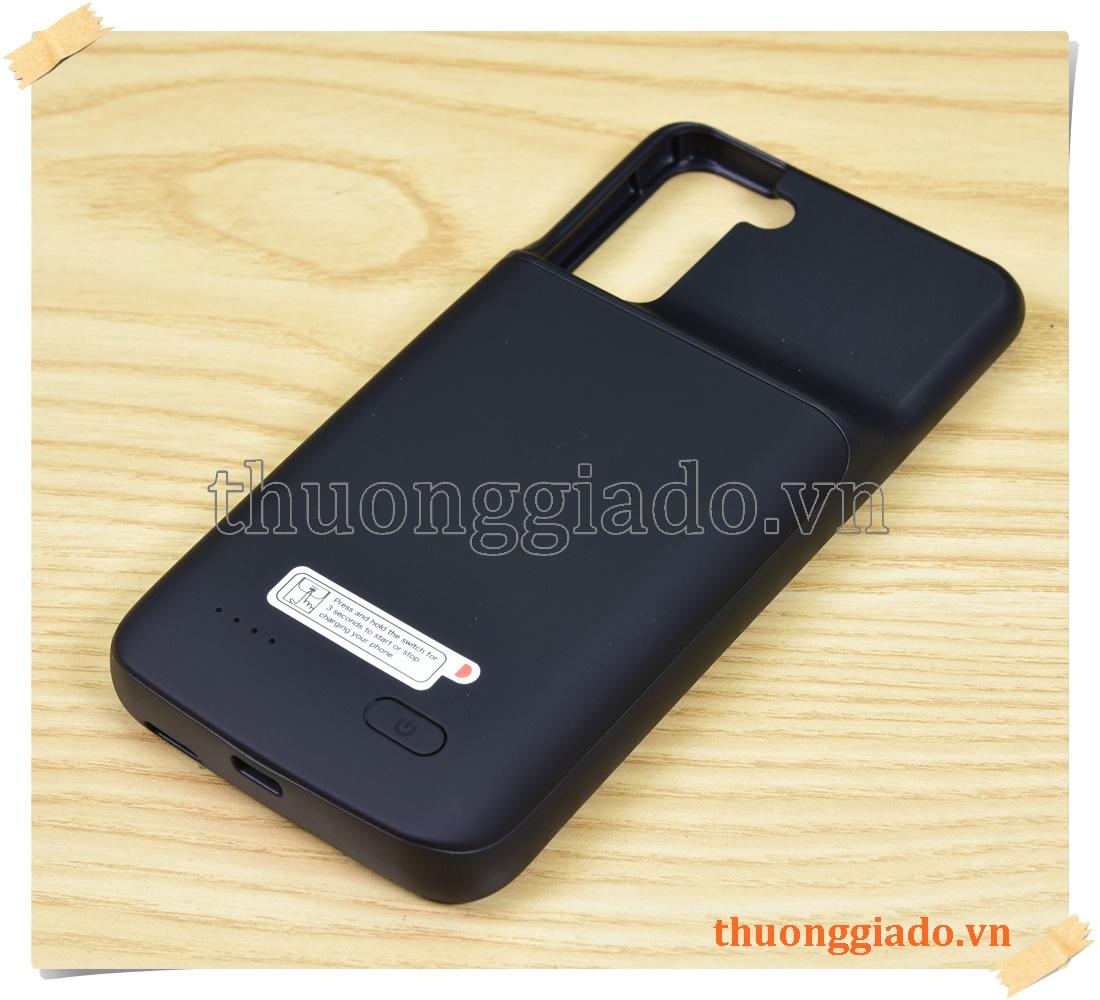 Samsung Galaxy S21 SM-G991 - Ốp lưng kiêm pin sạc dự phòng 4800mAh