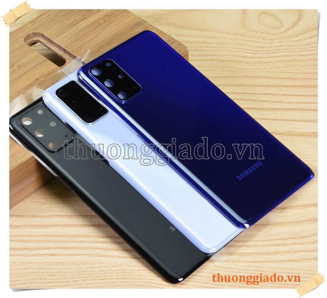 Thay kính lưng Samsung Galaxy S20+ S20 Plus G985 (hàng zin tháo máy, kèm kính camera sau)