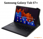 Bàn phím bluetooth Samsung Galax Tab S7+ S7 Plus S7 FE T970 T975 T976 kèm bao da