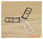 Khay sim Mi Redmi Note 10 4G (3 in 1), 2 ngăn đựng nano sim và 1 ngăn đựng thẻ nhớ TF