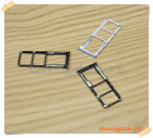Khay sim Mi Redmi Note 10 Pro (3 in 1), 2 nano sim và 1 thẻ nhớ TF
