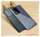 Thay kính lưng Samsung Galaxy S20 Ultra G988 (hàng zin tháo máy, kèm kính camera sau)